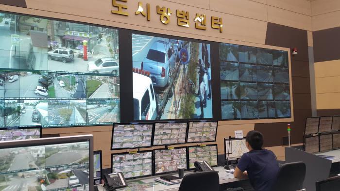 스마트시티-CCTV